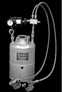 Low pressure tank